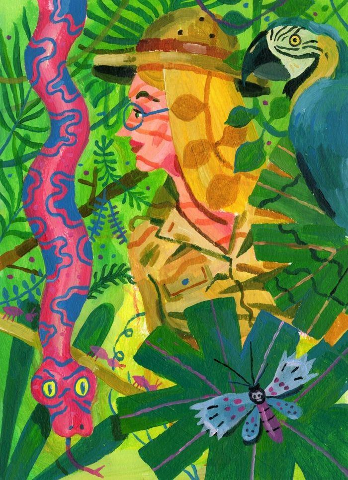 Luigi Olivadoti è nato nel 1983 in Svizzera. Dopo aver studiato graphic design a Zurigo si è diplomato alla Scuola di Comunicazione Visuale di Lucerna. Lavora come illustratore e graphic designer e ha ricevuto numerosi riconoscimenti.