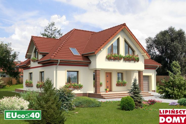 Lipińscy Domy Projekt: Sorrento