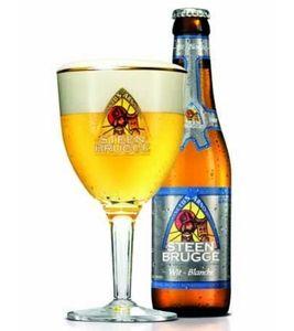 Steenbrugge Wit - Bierebel.com, la référence des bières belges