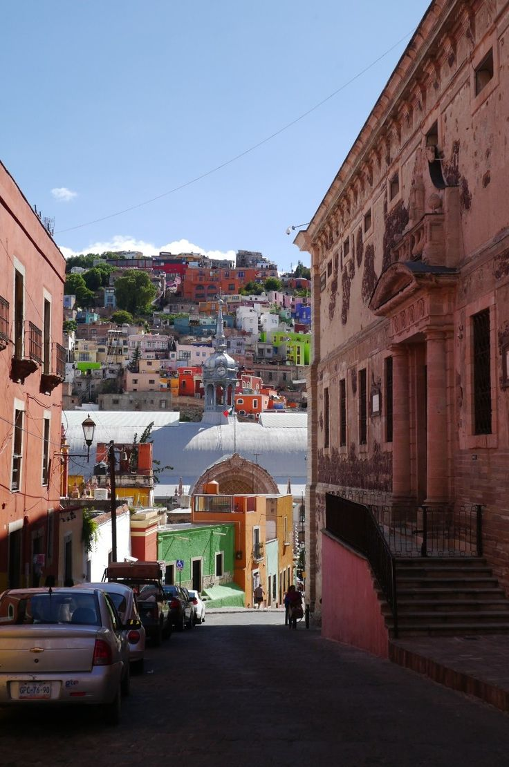 """Guanajuato"" by TravelPod blogger marco-2010 from the entry ""Guanajuato et Tamul"" on Sunday, September 27, 2015 in Guanajuato, Mexico"