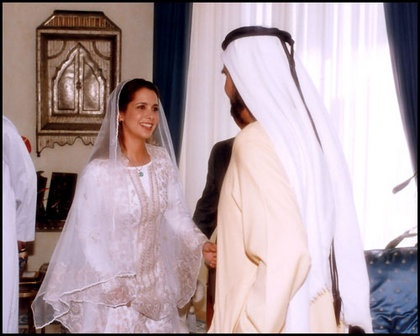 217 best royals of jordania images on pinterest queen rania 10 april 2004 princess haya bint al hussein marries sheik mohammed bin rashid al maktoum fandeluxe Ebook collections