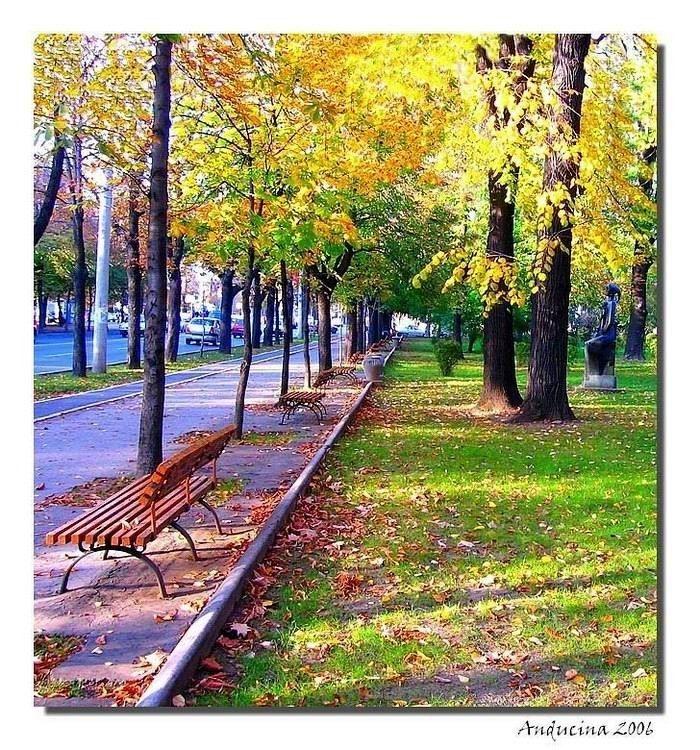 Independentei Boulevard, Ploiesti, Romania