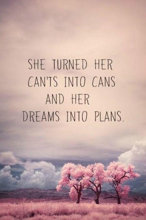 Soms heb je dat extra duwtje in de rug nodig om jezelf weer even aan te zetten om door te gaan, je doelen te halen. Ik verzamelde motiverende quotes...