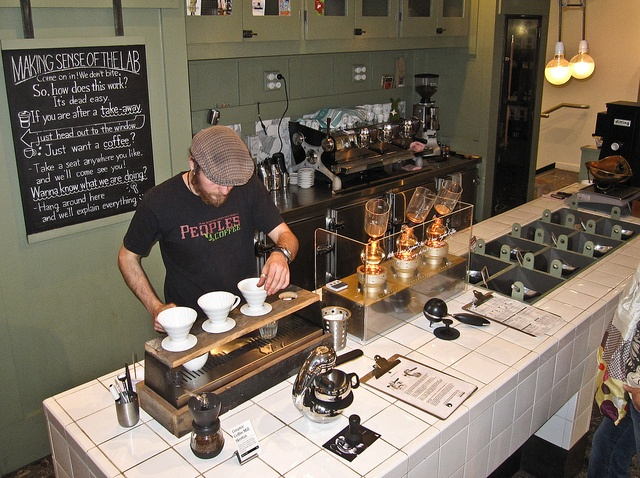 Sensory Lab by fratellocoffee, via Flickr