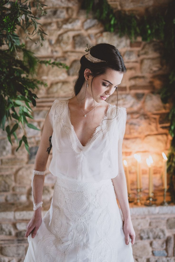 Styled wedding photo shoot at Anna Rousso's workshop in Athens, Greece » love the light blog by Andreas Markakis Photography in Chania Crete Greece