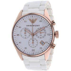 Emporio Armani Women's AR5920 Sportivo Silver Dial Watch by Emporio Armani *Watch* Price $229.99 http://fashioncircle.info/emporio-armani-womens-ar5920-sportivo-silver-dial-watch/