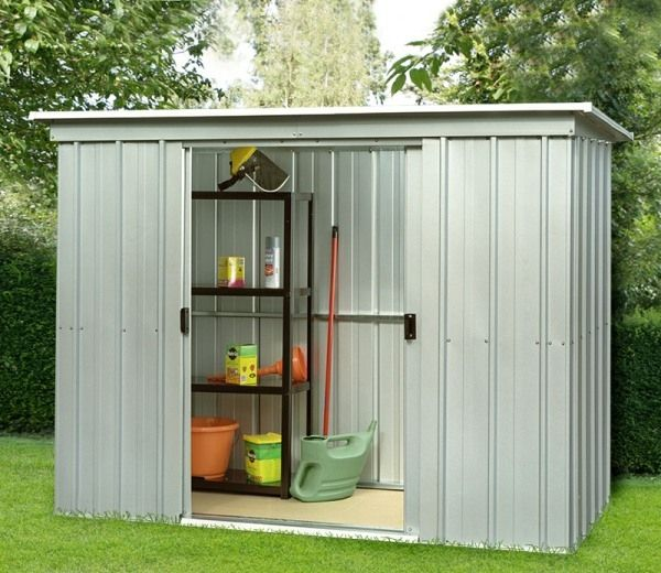 yardmaster store all 6ft x 4ft pz metal shed