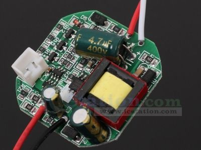 Emergency Power Supply 9W LED Driver AC-DC 3.2V For LED Lamp Emergency response time:2-6hours