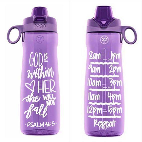 18++ Water bottle measure intake trends