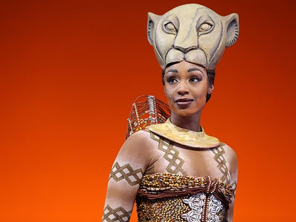 Chantel Riley as Nala in The Lion King--- go on this link to hear her inspiring story of how she got to play Nala --https://www.youtube.com/watch?v=O9z6BkOnKwc&list=LLO2JKqob_MrA2QhndogpbwA&index=61