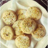Sables-citron-pistaches