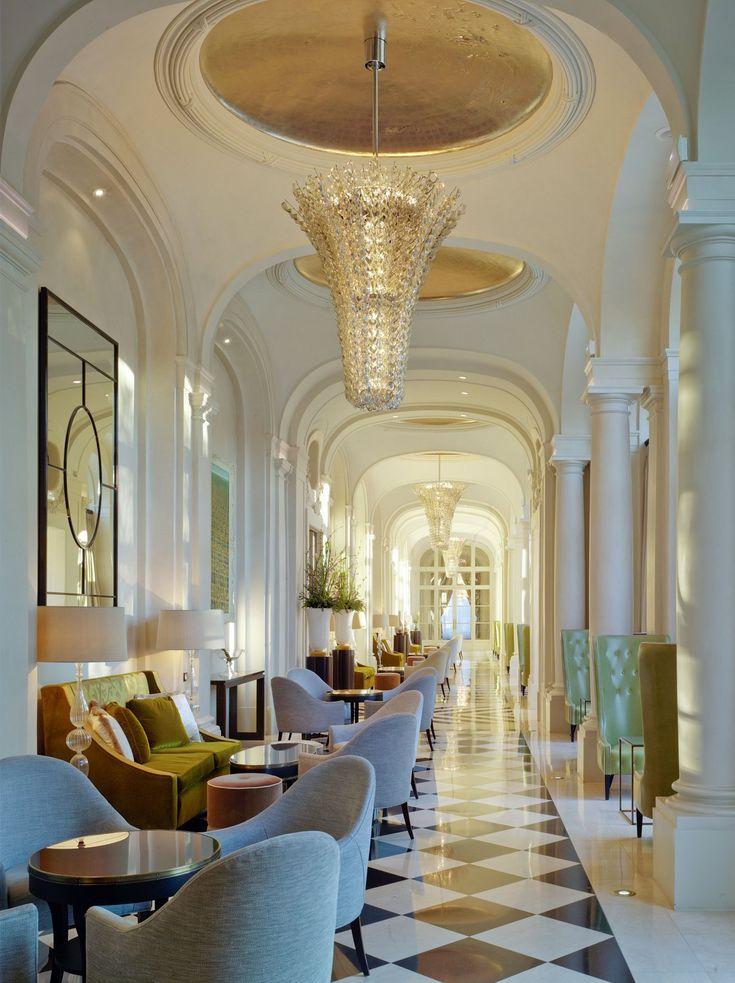 Trianon Palace Versailles A Waldorf Astoria Hotel Interior Design By Richmond