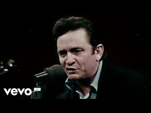 Johnny Cash - A Boy Named Sue (Live in Denmark) - YouTube