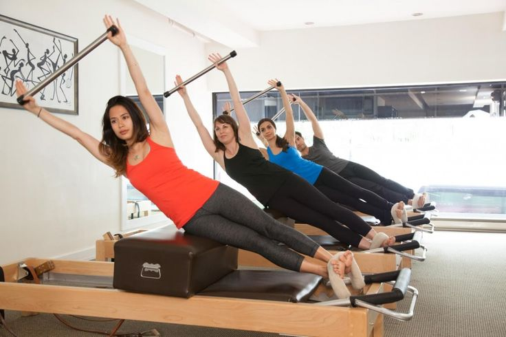 Uptown Pilates To Open Downtown New York City Wellness