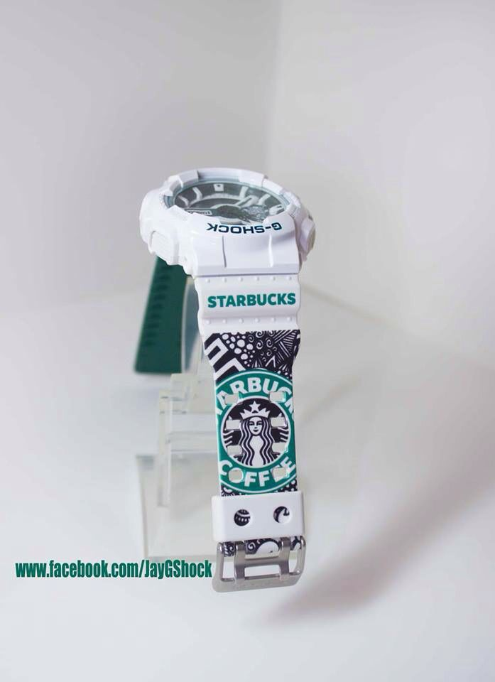 G-Shock Starbuck Custom