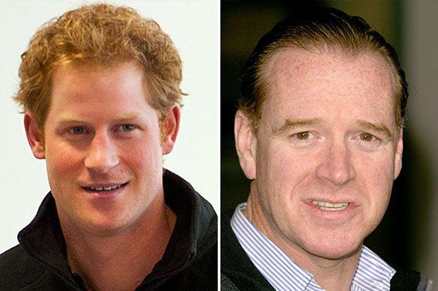 James Hewitt è o non è il vero padre del Principe Harry?