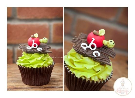 Teachers Cupcakes