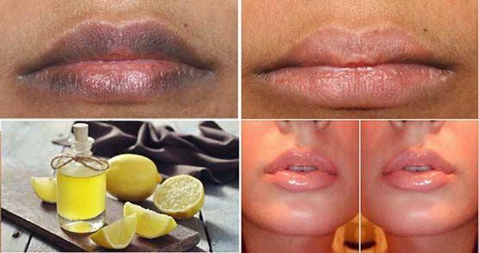 Quem não gosta de ter os lábios rosados e macios? A maioria das pessoas sofrem ações que tornam os lábios escuros mas esta receita vai cuidar bem dos seus.