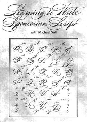 157 best images about spencerian script penmanship on pinterest