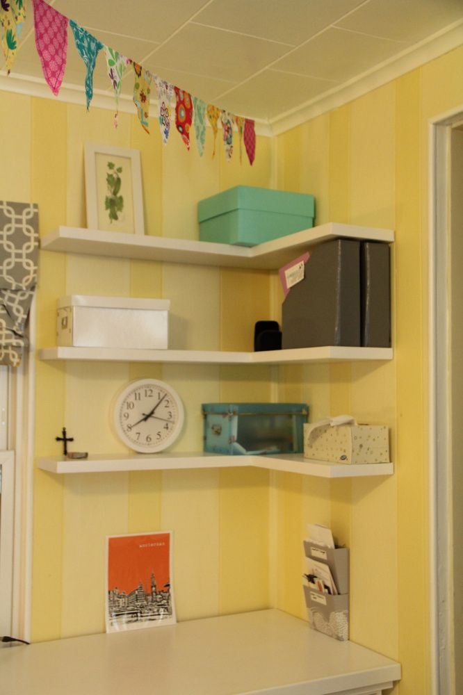11 Best DIY Corner Shelf Ideas Images On Pinterest