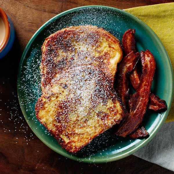How to Make the Best French Toast of Your Life. No recipe required! - (Here are some great ideas for variations on french toast.)