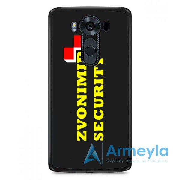 Zvonimir Security Mirko Crocop Team Pride Mma LG V20 Case | armeyla.com