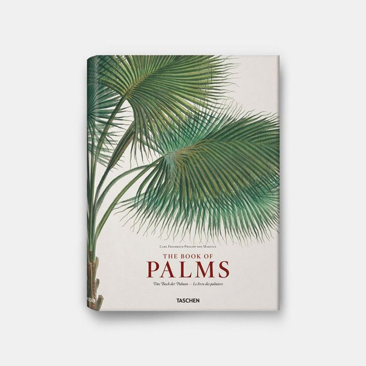 Hans Walter Lack – The Book Of Palms (Taschen, 2009)