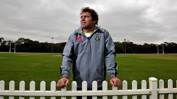 2013 Canberra Raiders preseason: Brett Kimmorley appointed new Green Machine assistant coach