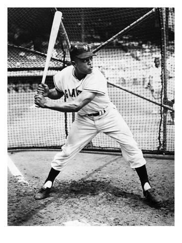Willie Mays (1931-) Giclee Print at AllPosters.com