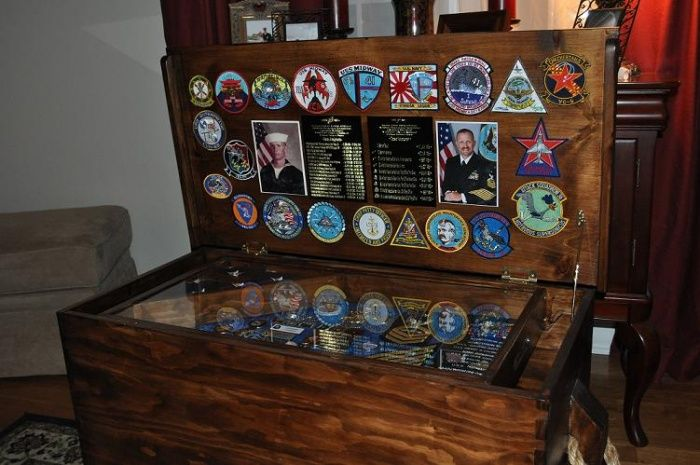 Popular PDF DIY Woodworking Plans Military Shadow Box Download