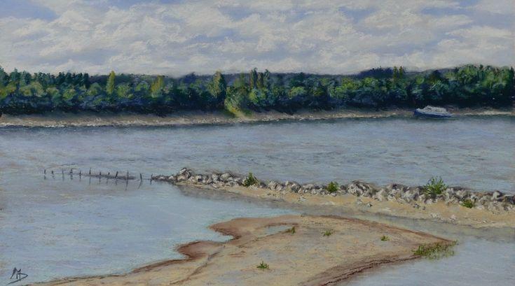 0160 Bord de Loire art spectrum 47x 27 10 15
