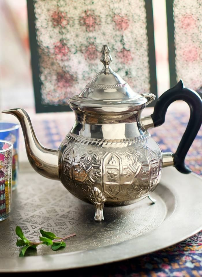 81 best Moroccan Tea images on Pinterest | Morocco, Mint tea and ...