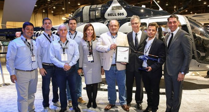 Brazil based Helisul Taxi Aereo to take delivery of four Bell 505 Jet Ranger X aircraft