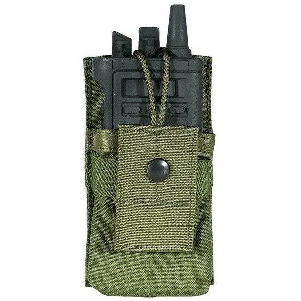Blackhawk Small Radio/GPS Pouch - MOLLE