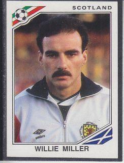 Willie Miller - Mexico '86.