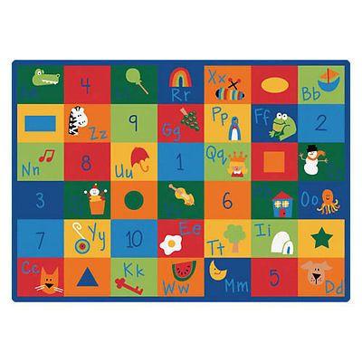 Daycare Supplies 116097: Learning Blocks   4 5 X 5 10   Rectangle  U003e