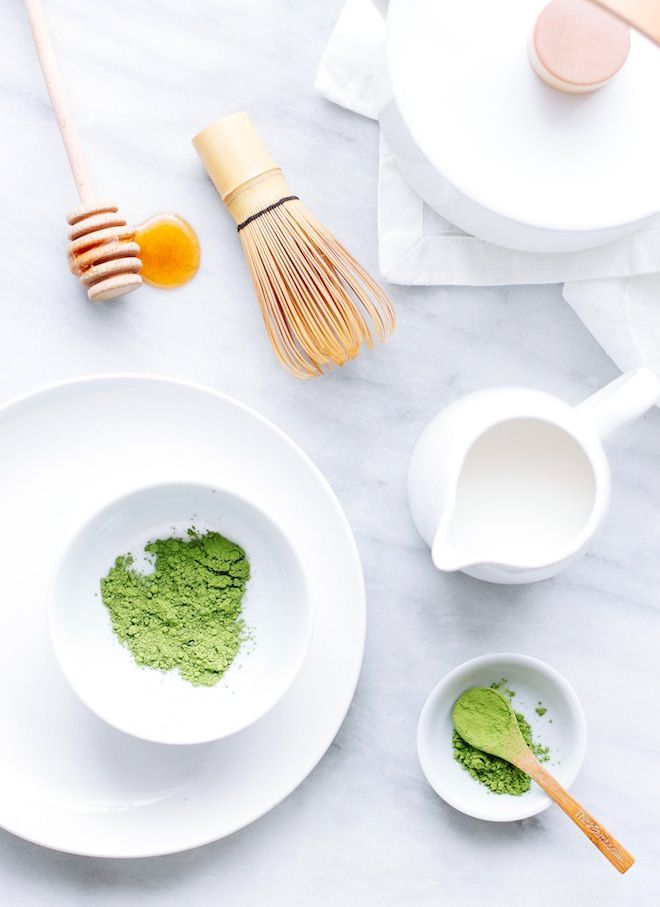 Matcha Tea Latte is a tutorial and step by step guide how to make a delicious dairy free matcha tea latte loaded with antioxidants and good fats.