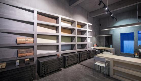 KOURASANIT Heraklion  #Kourasanit #WhenNatureDecorates #interiordesign #architecture #renovation #chic #offices #industrialchic #workplace