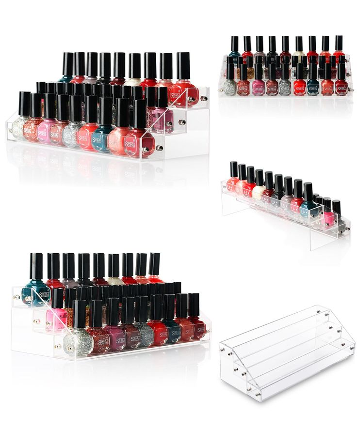 Best 10+ Nail polish stand ideas on Pinterest | Nail polish ...