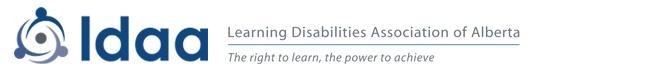 Learning Disabilities Association of Alberta