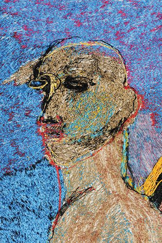 Alice Kettle - Textiles