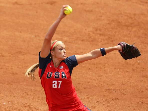 Softball Legend Jennie Finch's Tips for Success