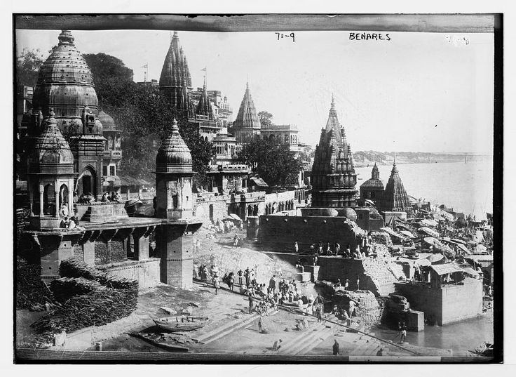 Beneres Temples and Ghats