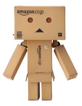 Danbo, the cardboard robot!. - shop.j-subculture.com