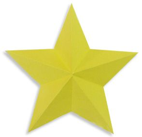 Origami Star3