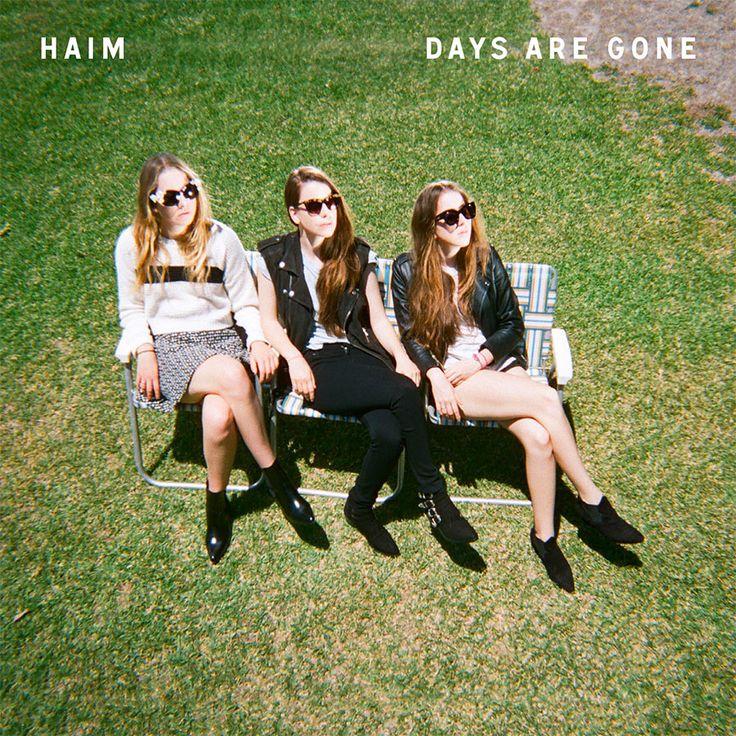 Review: Haim - Days Are Gone [Album] - #AltSounds