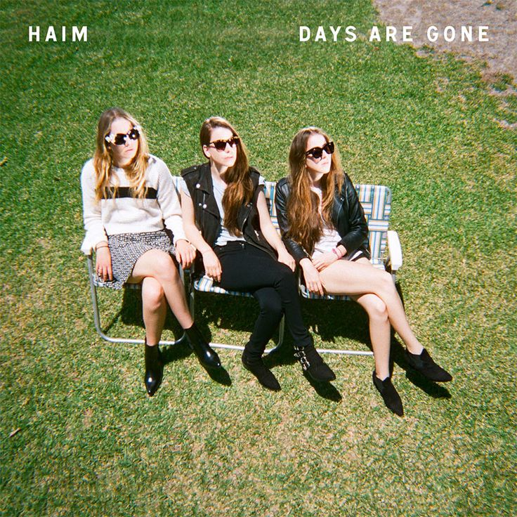 Review: Haim - Days Are Gone [Album] - #AltSounds