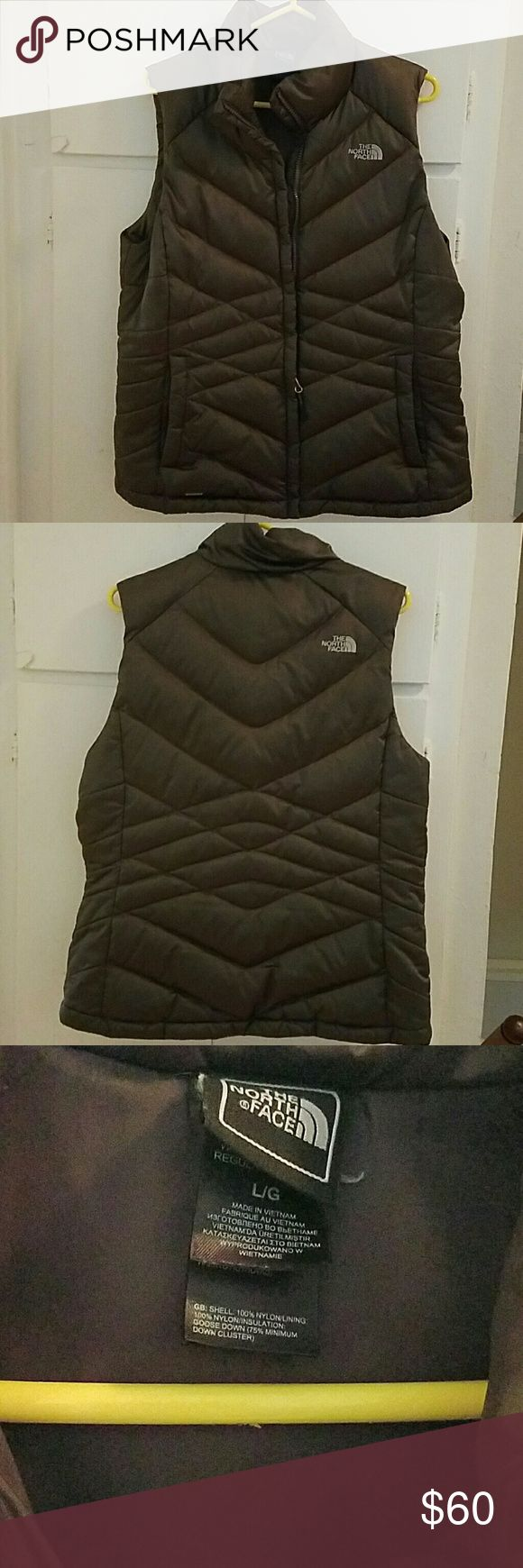 The North Face vest 550 Good condition north face vest 550 The North Face Jackets & Coats Vests