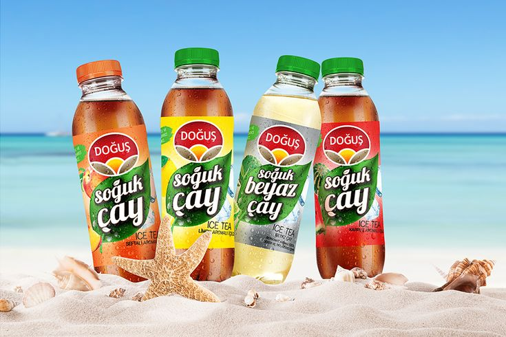#packaging #design for Doğuş Soğuk Çay #icetea by Orhan Irmak Tasarım | Creative Packaging & Design