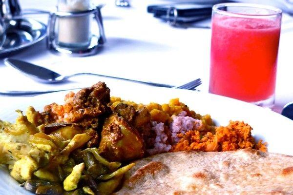 Sri Lankan meal   Sri Lanka: Where the Wild Things Are   FATHOM Sri Lanka Travel Guides and Travel Blog